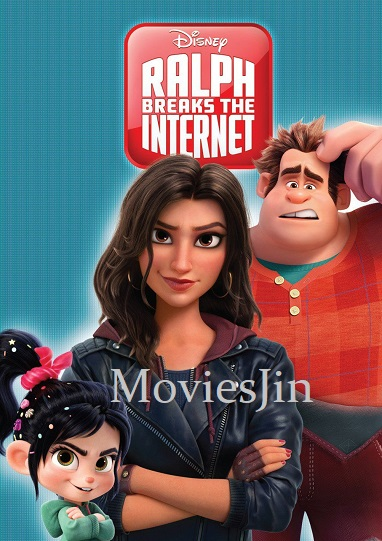 Ralph Breaks the Internet 2018 300MB Movie Dual Audio Hindi 480p