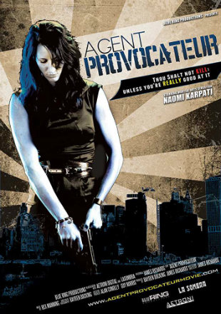 Agent Provocateur 2012 HDRip 700Mb Hindi Dubbed 720p