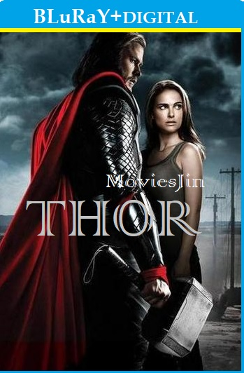 Thor 2011 300MB BluRay Movie Hindi Dual Audio 480p Esubs