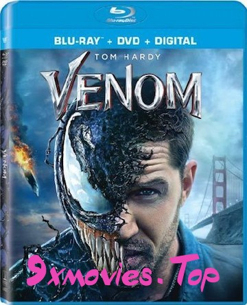 Venom 2018 Dual Audio ORG Hindi 480p BluRay 350MB