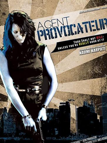 Agent Provocateur 2012 HDRip Download Hindi Dubbed 720p