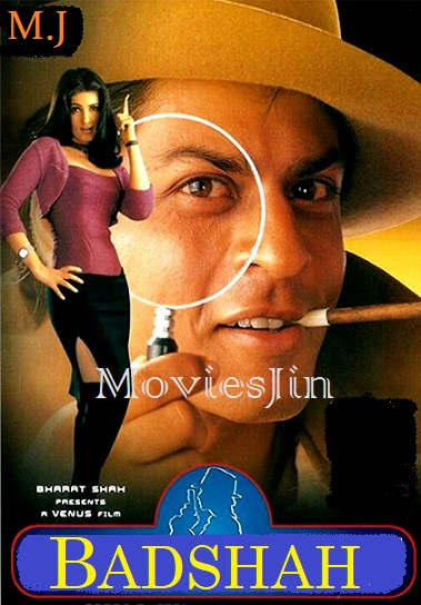 Baadshah 1999 Full Movie Download Hindi 999MB HDRip 720p