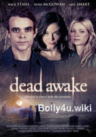 Dead Awake 2010 BluRay 300Mb Hindi Dual Audio 480p Watch Online Full Movie Download bolly4u
