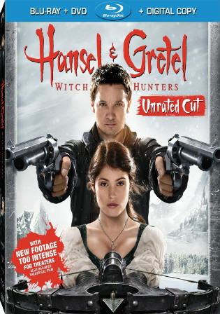 Hansel and Gretel Witch Hunters 2013 BRRip 300MB UNRATED Hindi Dual Audio 480p Watch Online Full Movie Download bolly4u
