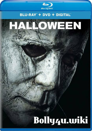 Halloween 2018 BRRip 999MB English 720p ESub