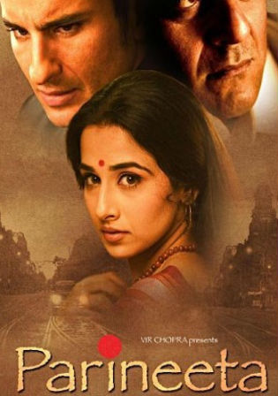 Parineeta 2005 DVDRip 350Mb Full Hindi Movie Download 480p Watch Online Free bolly4u