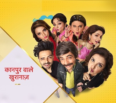 Kanpur Waale Khuranas HDTV 480p 150MB 06 January 2019 Watch Online Free Download bolly4u