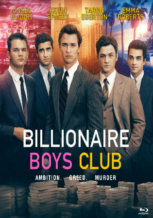 Billionaire Boys Club 2018 BRRip 999Mb English 720p ESub Watch Online Full Movie Download bolly4u