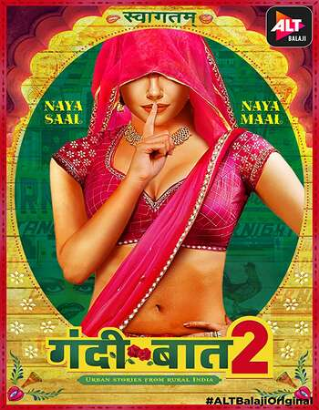 Gandii Baat 2018 HDRip Hindi Season 02 Complete Download 480p Watch Online Free Bolly4u