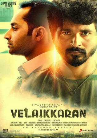 Velaikkaran 2017 HDRip 450MB UNCUT Hindi Dual Audio 480p Watch Online Full Movie Download bolly4u