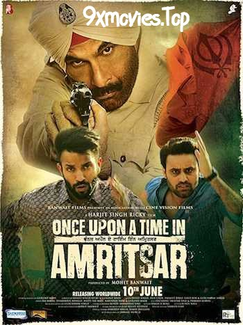 Once Upon A Time In Amritsar 2016 Punjabi Full 300mb Movie Download