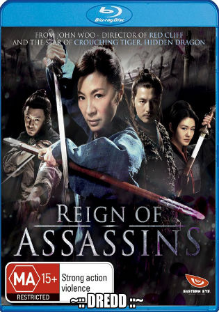 Reign Of Assassins 2010 BRRip 900Mb Hindi Dual Audio 720p Watch Online Full Movie Download bolly4u