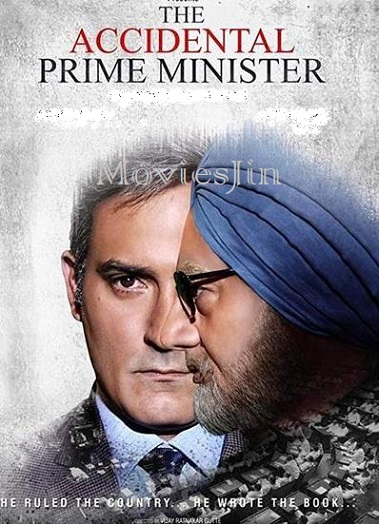 Accidental Prime Minister 2019 300MB Movie Pre DvDRip x264