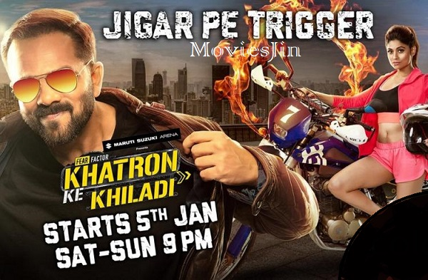 Khatron Ke Khiladi 2019 Jan 12th 400MB HDTV 576p