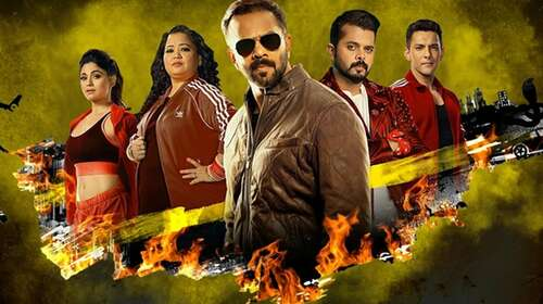 Khatron Ke Khiladi Season 9 HDTV 480p 200Mb 12 January 2019 Watch Online Free Download bolly4u