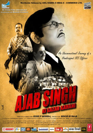 Ajab Singh Ki Gajab Kahani 2018 WEB-DL 800MB Punjabi 720p Watch Online Full Movie Download bolly4u
