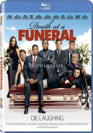 Death At A Funeral 2010 BluRay Movie Hindi 800MB Dual Audio 720p