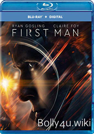 First Man 2018 BRRip 999Mb English 720p ESub