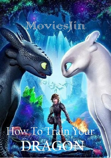 How To Train Your Dragon 3 2019 300MB Movie CAMRip 480p