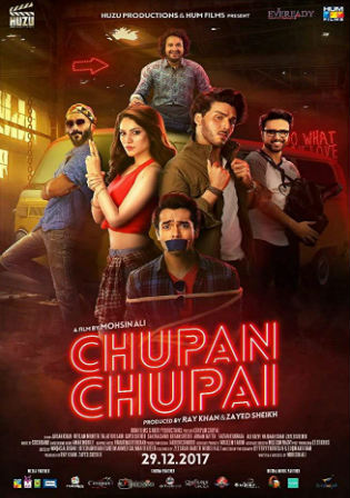 Chupan Chupai 2018 HDRip 350MB Urdu 480p Watch Online Full Movie Download bolly4u