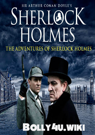 The Adventures Of Sherlock Holmes 1984 BRRip Complete S01 Hindi Dual Audio 720p
