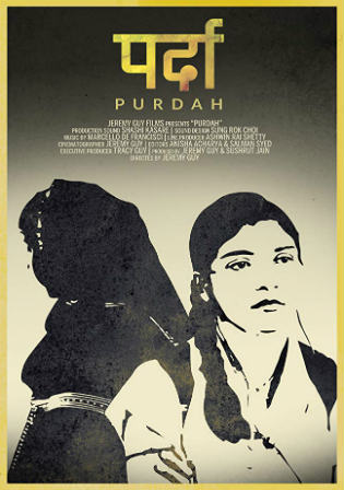 Purdah 2018 HDRip 200Mb Full Hindi Movie Download 480p ESub Watch Online Free Bolly4u
