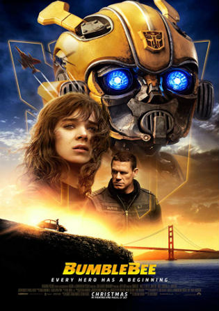 Bumblebee 2018 HDRip 850MB Hindi Dual Audio 720p Watch Online Full Movie Download bolly4u