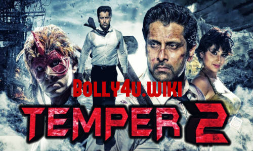 Temper 2 2019 HDRip 400MB Full Hindi Dubbed Movie Download 480p free Download bolly4u