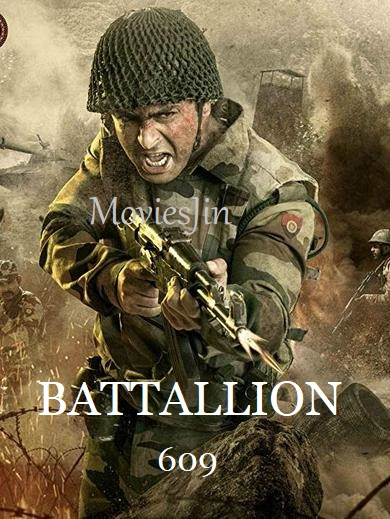 Battalion 609 2019 Full Hindi Movie Pre DvDRip 700MB