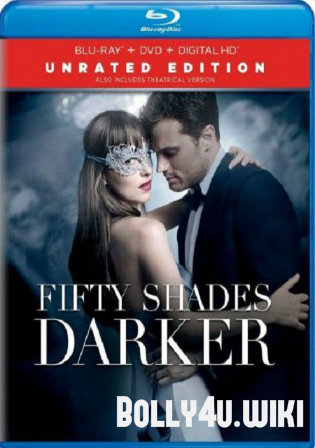 Fifty Shades Darker 2017 BRRip 400MB UNRATED Hindi Dual Audio ORG 480p Watch Online Full Movie Download bolly4u