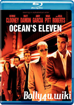 Oceans Eleven 2004 BRRip 800Mb Hindi Dual Audio 720p Watch Online Full Movie Download bolly4u