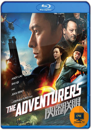 The Adventurers 2017 BluRay Hindi Dual Audio 720p ESub Watch Online Full Movie Download bolly4u