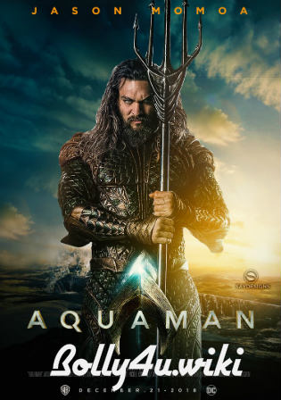 Aquaman 2018 HC HDRip 450MB Hindi Dubbed Dual Audio 480p Watch online Full Movie Download bolly4u