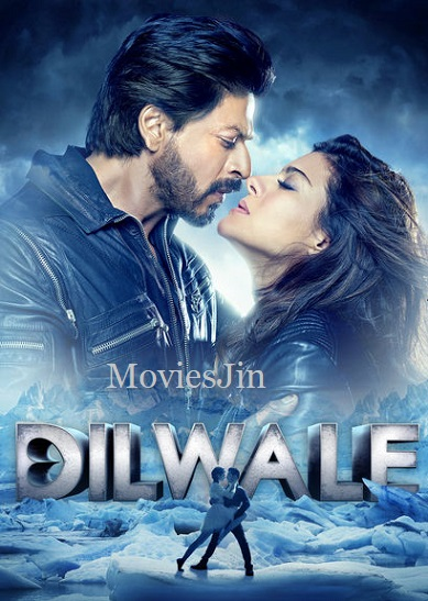 Dilwale 2015 BluRay Download Full Hindi Movie 720p