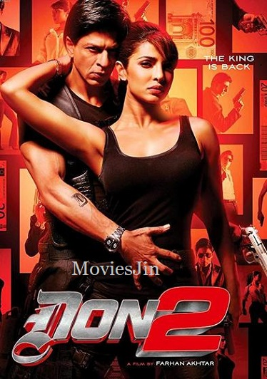 Don 2 2011 Full Movie BluRay Download 720p
