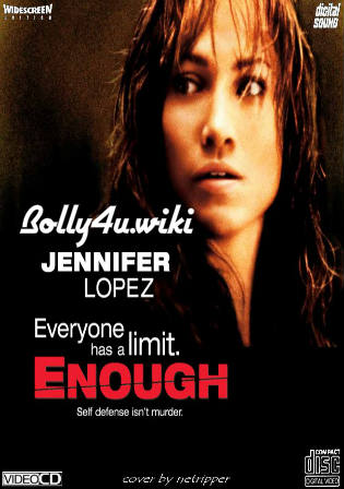 Enough 2002 WEBRip 350Mb Hindi Dual Audio 480p Watch Online Full Movie Download bolly4u
