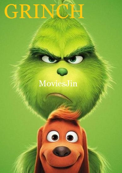 Grinch 2018 Movie English WEBDL 700MB ESubs 720p