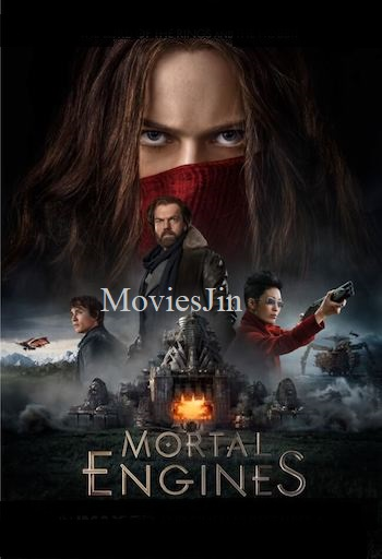 Watch Online Mortal Engines 2018 300MB Movie Hindi HDRip Dual Audio 480p Full Movie Download 300mbMovies