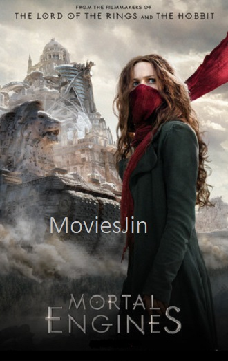 Mortal Engines 2018 Full Movie Hindi 999MB Dual Audio 720p