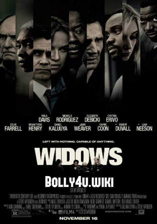 Widows 2018 WEB-DL 1GB Full English Movie Download 720p ESub Watch Online Free Bolly4u