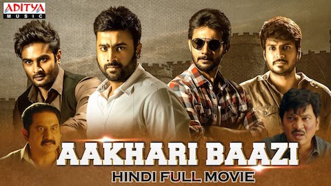 Aakhari Baazi 2019 HDRip 350MB Hindi Dubbed 480p Watch Online Free Download bolly4u
