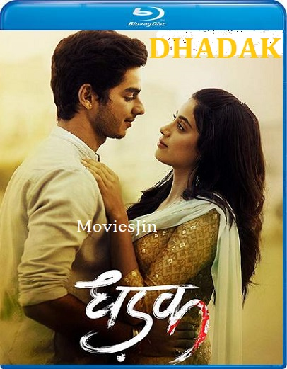 Watch Online Dhadak 2018 300MB Film Downlaod BluRay Esubs 480p Full Movie Download 300mbMovies