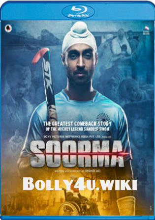 Soorma 2018 BluRay 900MB Full Hindi Movie Download 720p Watch Online Free Bolly4u