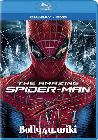 The Amazing Spider-man 2012 BRRip 400MB Hindi Dual Audio 480p ESub Watch Online Full Movie Download bolly4u