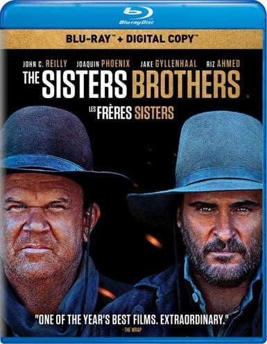 Watch Online The Sisters Brothers 2018 BluRay Movie English Esubs 720p Full Movie Download 300mbMovies