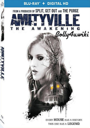Amityville The Awakening 2017 BluRay 300MB Hindi Dual Audio 480p Watch Online Full Movie Download bolly4u