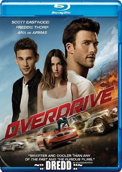 Overdrive 2017 BluRay Movie Hindi UNCUT Dual Audio 800MB Esub 720p