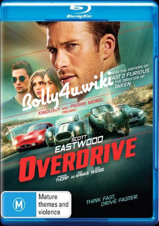 Overdrive 2017 BluRay 300MB Hindi Dual Audio 480p Watch Online Full Movie Download bolly4u