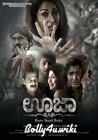 Aata The Game of Fear 2019 HDRip 750MB Hindi Dubbed 720p Watch Online Free Download bolly4u