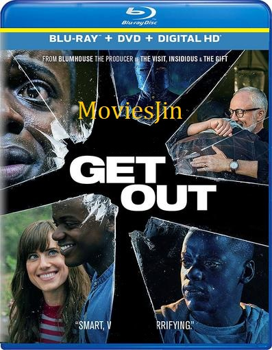 Get Out 2017 Movie BluRay Hindi 800MB Dual Audio 720p